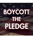 Learn more about our Boycott the Pledge campaign