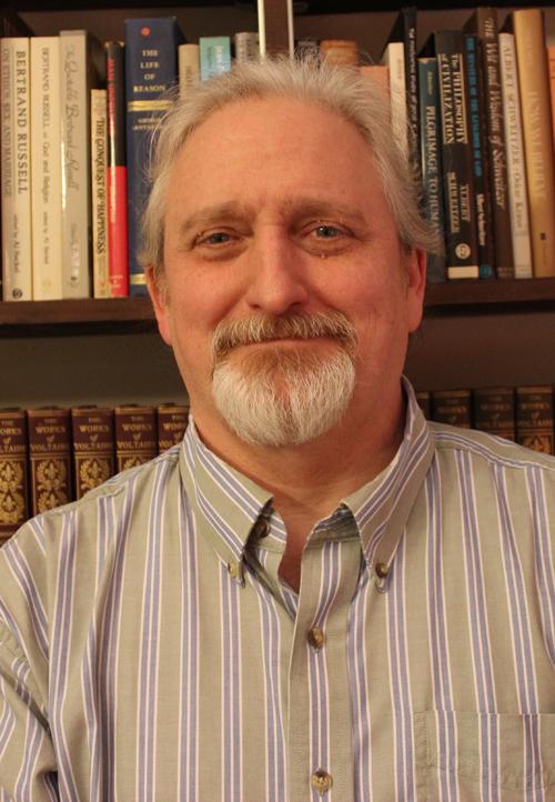 Ron Millar, PAC Coordinator
