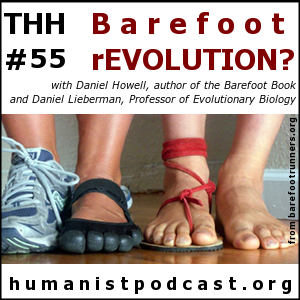 The Humanist Hour 55 Barefoot REVOLUTION